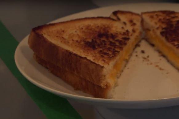 A simple sandwich drives all dark motivations